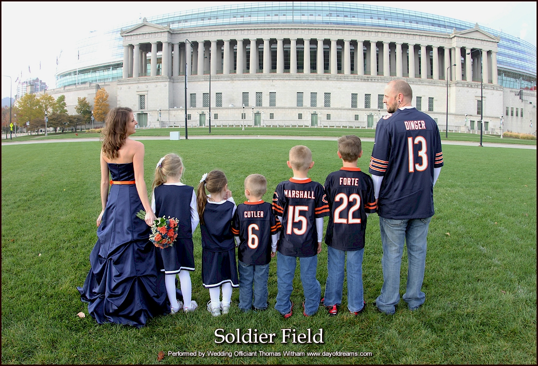 Soldier Field - Chicago, Illinois