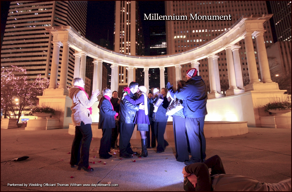 Millennium Monument Chicago Illinois