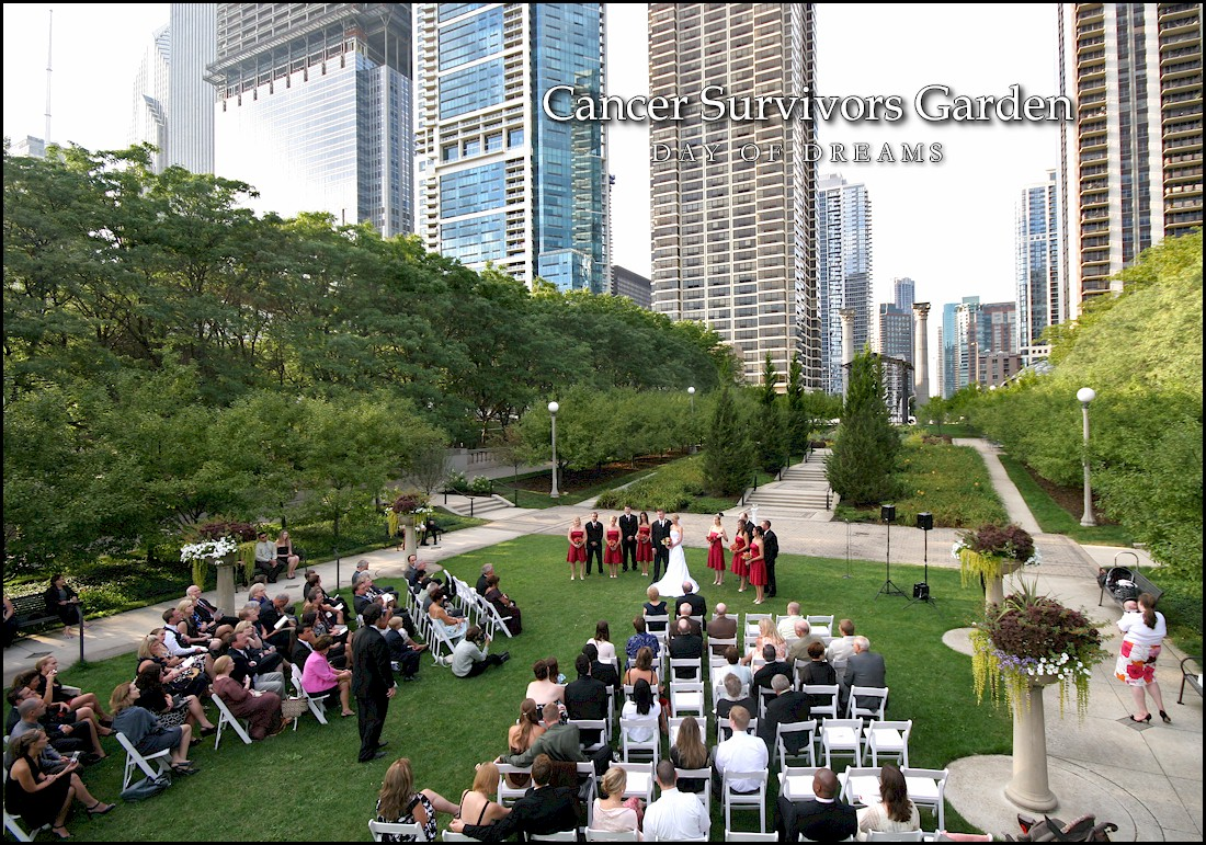 Cancer Survivors Garden Chicago Illinois