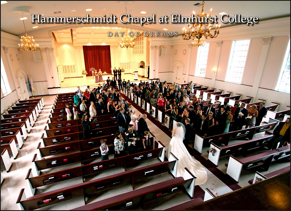 Hammerschmidt Chapel at Elmhurst College