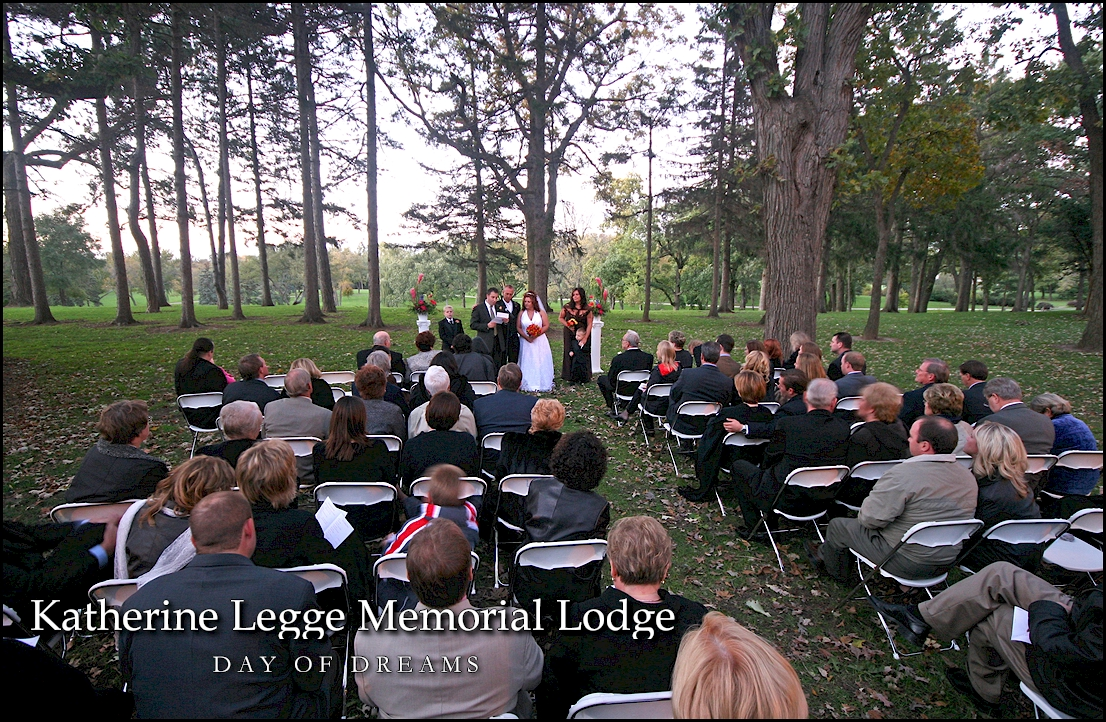 Katherine Legge Memorial Lodge