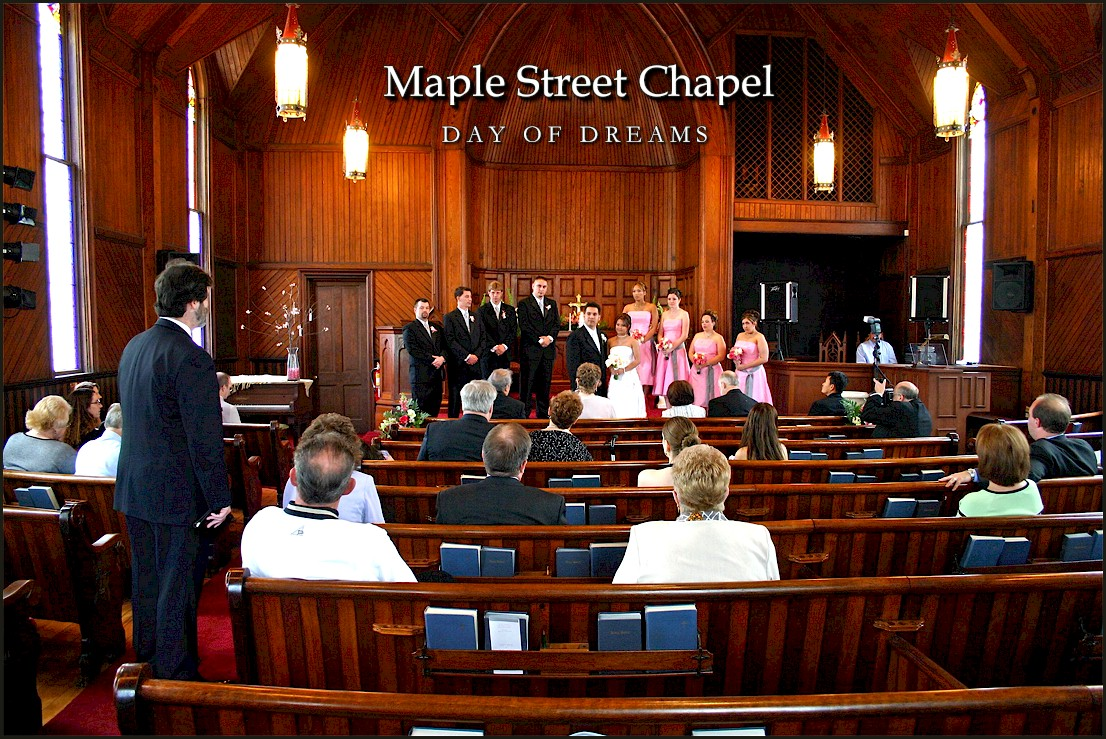 Maple Street Chapel Lombard Illinois
