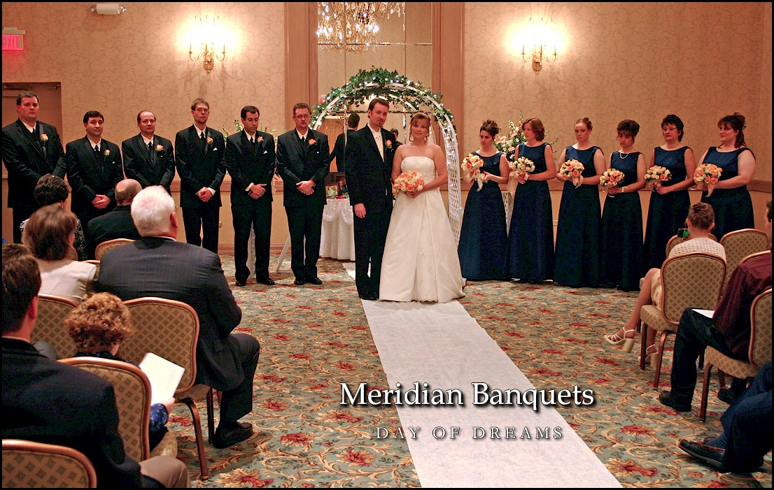 Meridian Banquets - Rolling Meadows Illinois