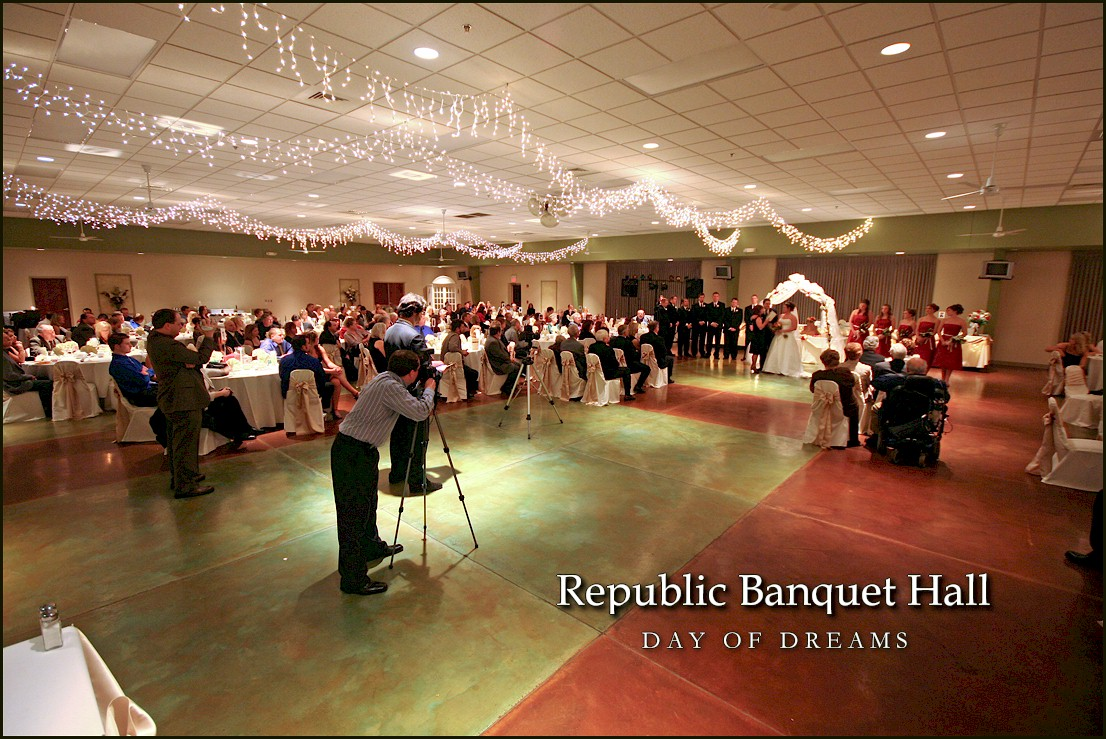 Republic Banquet Hall Joliet Illinois