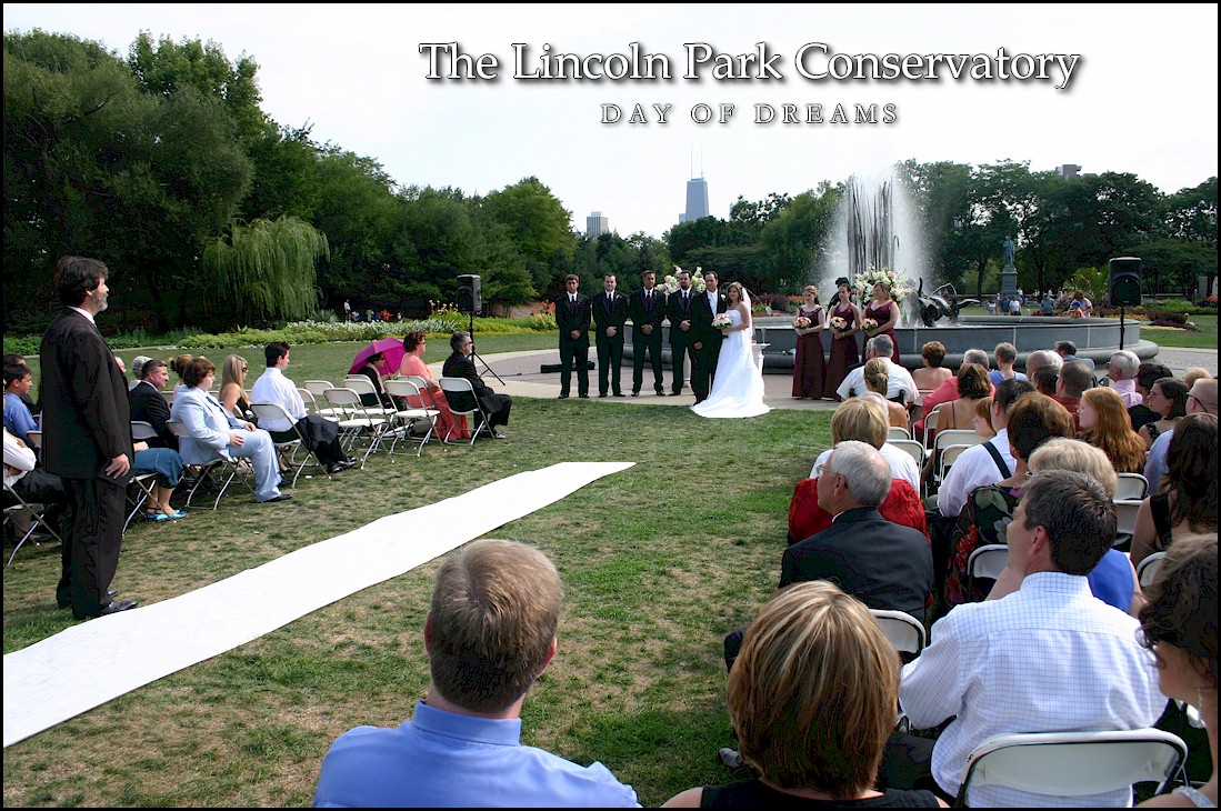 The Lincoln Park Conservatory Chicago Illinois
