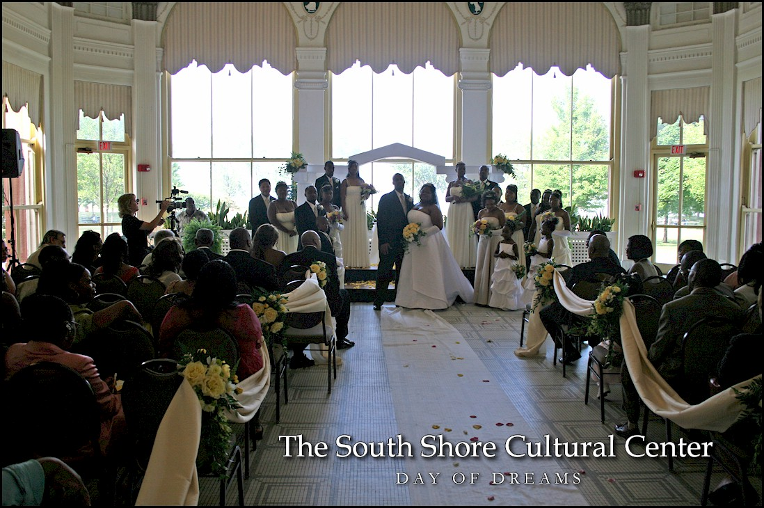 South Shore Cultural Center Chicago Illinois